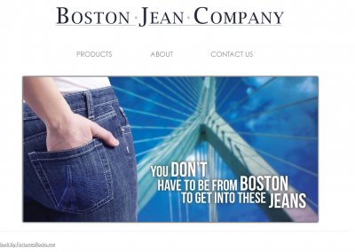BostonJeanCompany.com