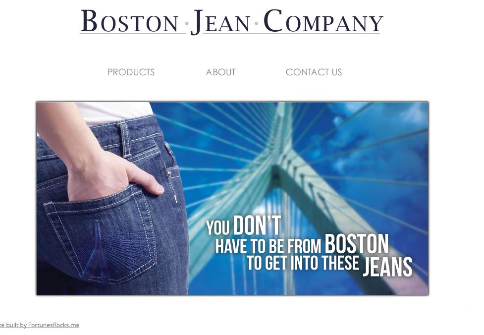 BostonJeanCompany.com